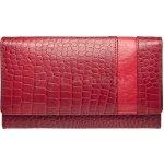 Lagen dámska kožená peňaženka Red 2111 / C