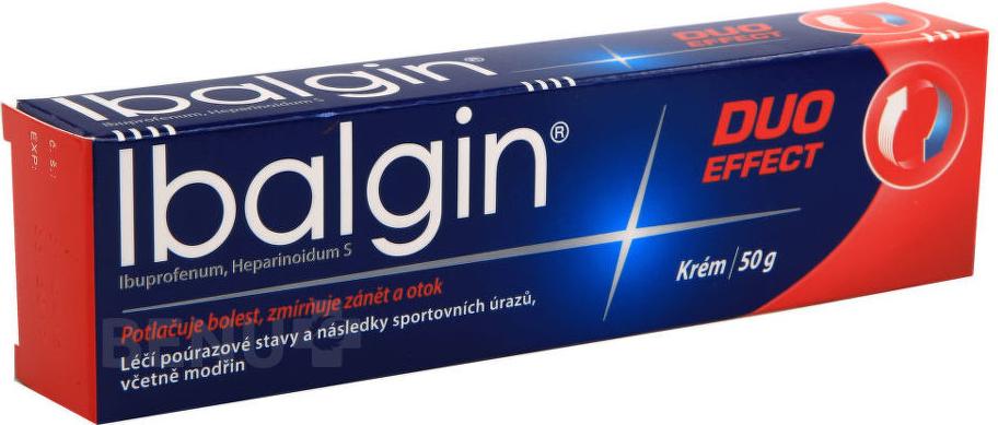 Liek voľne predajný Ibalgin Duo Effect crm.der.1 x 50 g ... d3df284cdbb
