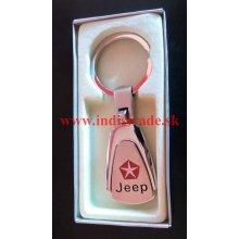 Prívesok na kľúče Auto Jeep
