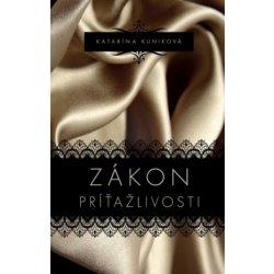 kniha Zákon príťažlivosti - Kuniková Katarína