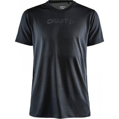 Craft pánske tričko Core Essence Mesh SS čierna