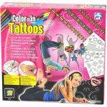 Vyfarbovacie tetovanie pre dievčatá