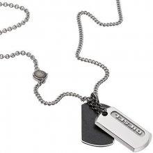 Diesel Pánsky náhrdelník z ocele DX0954040 01ab3ef1bb2