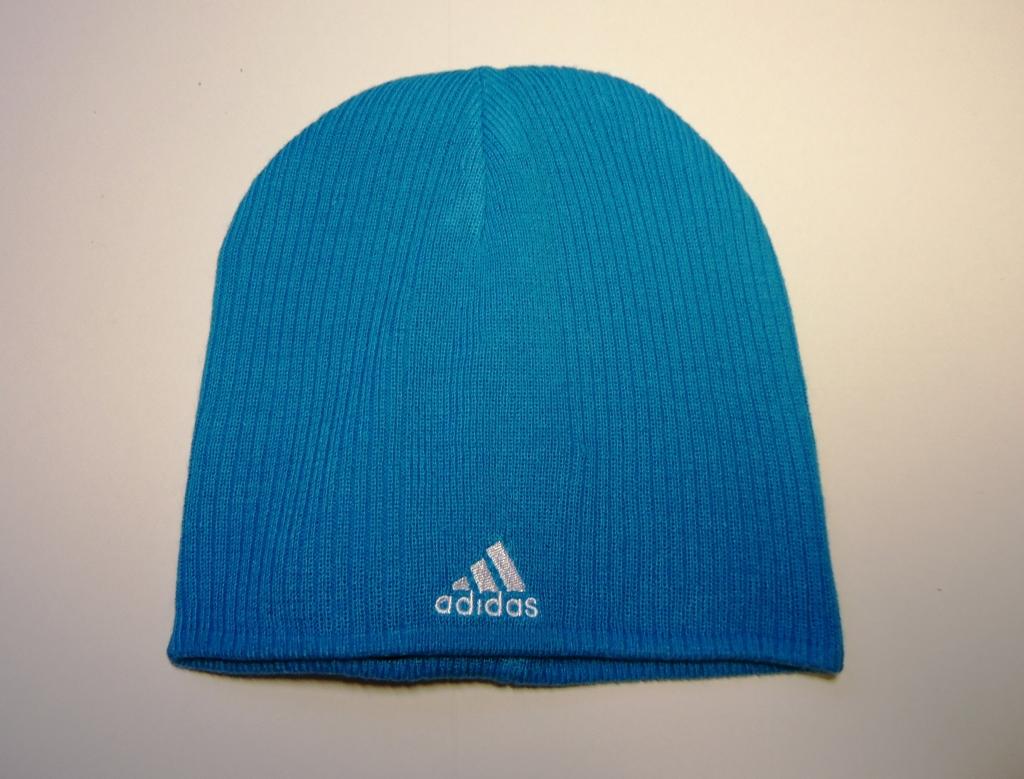75181417a Zimná čiapka Adidas ESS CORP BEANIE blue - Zoznamtovaru.sk
