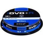 Intenso DVD+R 8,5GB 8x, 10ks