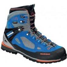 52a3360d06b Mammut Ridge Combi High WL GTX MEN dark cyan-dark orange obuv