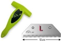 Foolee Standard L - precízny vyčesávač psov alternatívy - Heureka.sk b1d26061e75