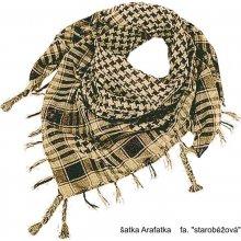 ed095a02a Šatka Arafatka béžová