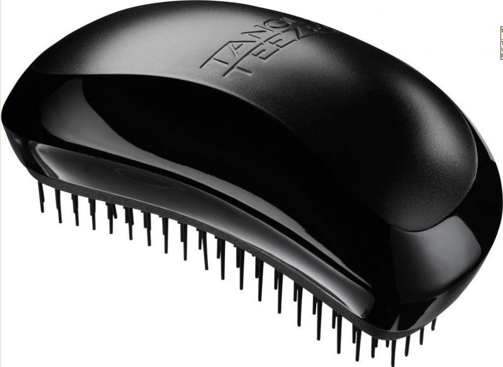 Hrebeň a kefa na vlasy Tangle Teezer Salon Elite Midnicht Black kefa ... 405a1f4e7c6