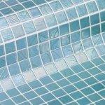 VULCANO IRAZU Glass mosaic 2,5x2,5 IRAZU