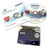 Omron EKG HeartScan HCG-801 (rozširujúca sada)