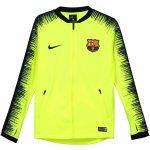 Nike FC Barcelona mikina bunda zelená detská 2018-2019 a00761e8442