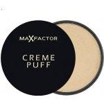 Max Factor Creme Puff Pressed Powder 5 transparentný 21 g