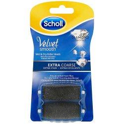efcbc2ae49ab Scholl Velvet Smooth Express Pedi náhradné hlavice extra hrubá 2 ks ...