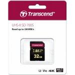 Transcend SDHC UHS-I U3 32GB SDC700S