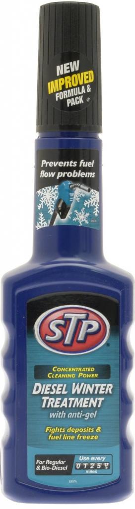 STP Diesel Winter Treatment with anti-gel 200 ml - 0
