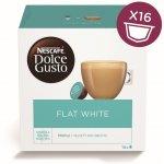 Nescafé Dolce Gusto Flat White kávové kapsule 16 ks