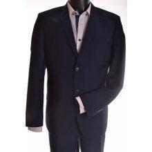 Pánsky oblek modročierna