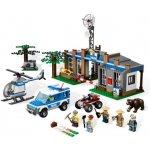 LEGO City 4440 Policajná stanica v lese