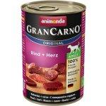 Animonda Gran Carno Adult hovädzie & srdce 400 g