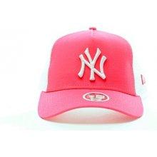 640f8c3e6 Dámská kšiltovka New Era 940W Trucker MLB League růžová růžová