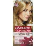 Garnier Color Sensation farba na vlasy s intenzívnymi pigmentami a kvetinovými olejmi 7.0 - jemná opálová blond