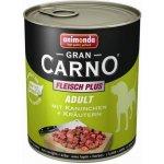 Animonda Gran Carno Adult králik & byliny 800 g
