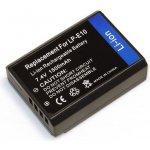 TRX LP-E10 1500 mAh batéria - neoriginálne