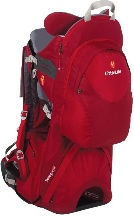 Littlelife Voyager S4 červená od 194 2b4522f8f60
