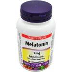 Webber Naturals Melatonin - 3mg 90kps