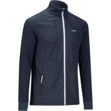 7e68c0747cce WED`ZE pánska lyžiarska vlnená spodná bunda 500 modrá