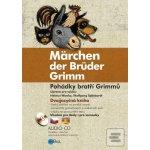 Pohádky bratří Grimmů - Märchen der Brüd - Kniha + CD audio, MP3