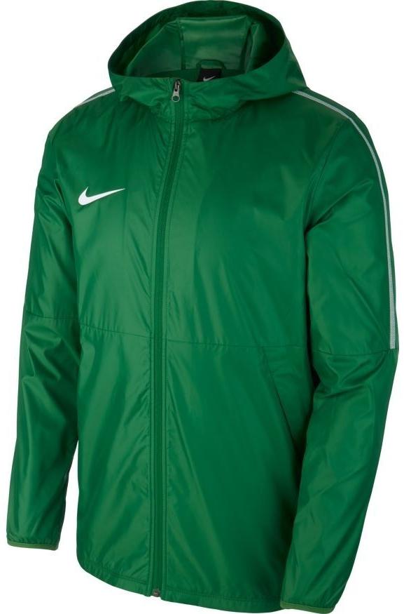 Detská bunda a kabát Nike Rain Jacket Park 18 ZELENÁ - Zoznamtovaru.sk f5cb0c28b1d