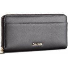 Calvin Klein Veľká Peňaženka Dámska BLACK LABEL Compact Large Ziparo  K60K604353 001 c58afea27af