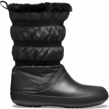 Crocs Crocband Winter Boot Black