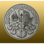 c6e70d4bd Wiener Philharmoniker Stříbrná investiční mince 1 Oz Investičná Strieborná  minca