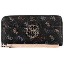 54fe8dcf4 Guess Dámska peňaženka Kamryn SWSQ6691460 černá