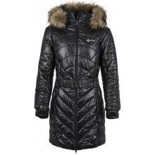 Kilpi Dámský zimní kabát ANNABELLE černá