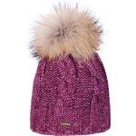 499641947 Zimná čiapka fialová dámska - Vyhľadávanie na Heureka.sk
