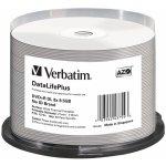Verbatim DVD+R 8,5GB 8x, 50ks
