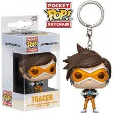 Prívesok na kľúče Pocket POP! Overwatch Tracer FK14312 d7434291601