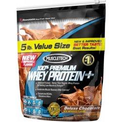 MUSCLETECH 100 Premium Whey Protein Plus 2270 g