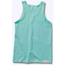 Diamond Tonal Chest Brilliant Tank Top diamond blue