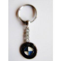 Prívesok na kľúče kovová BMW (kruh) od 2 5ad2e03ef48