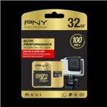 PNY MicroSD Class 10 32GB SDU32G10ELIPER-EF