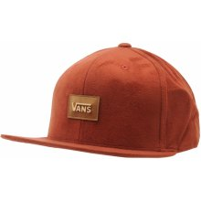 Vans Woodward Mens Snapback Cap Orange