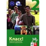 Klass! 2 SK – učebnica s pracovným zošitom + 2CD - balíček