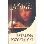 Esterina pozostalosť - Sándor Márai