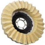 Leštiaci kotúč na hliník filcový 125mm - GEKO G00387