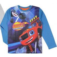 E plus M Chlapčenské tričko Blaze - modré
